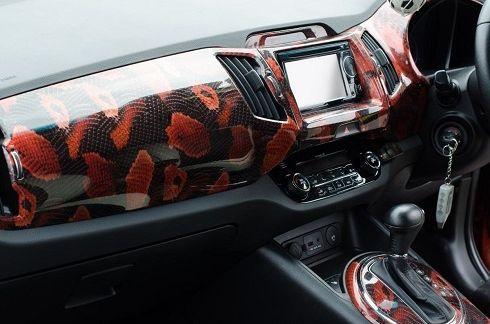 Технология, 3D-декорирование для любителей приукрасить свой автомобиль