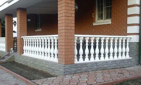 Начинаем свое дело на производстве и продаже балясин из бетона