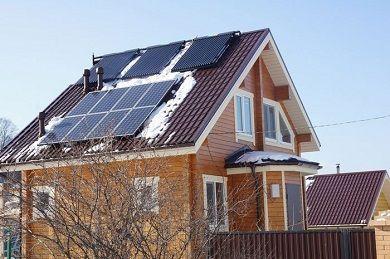 новая идея бизнеса, установка солнечных коллекторов