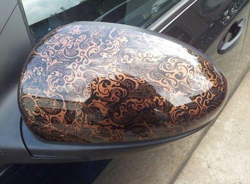 3D-декорирование для любителей приукрасить свой автомобиль