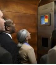 установка телевизоров в лифте, и как на этом сделать бизнес