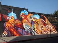 как заработать на очистке стен от граффити