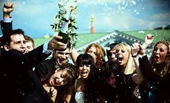 идея бизнеса: званый гость на свадьбу молодожёнов