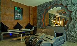 гостиница с номерами супергероя