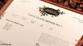 акции и облигации из чистого шоколада
