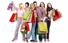 как заработать на сопровождение  в шопинге по магазинам