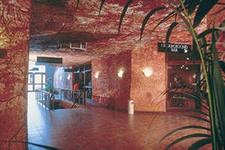 подземный отель на глубине 155 метров в шахте