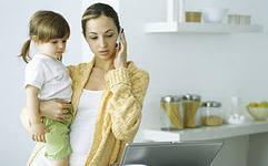 как молодая мама может заработать в декретном отпуске