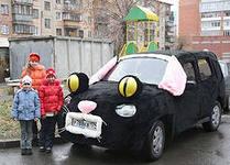 открываем агентство - Детское Такси