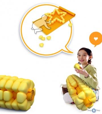 подушка в виде кукурузного початка, хит сезона