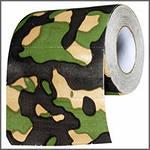 изготовление камуфлированной туалетной бумаги для настоящих мужиков