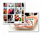 создаем плакаты и календари из фотографий с социальных сетей