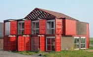 бизнес на строительстве жилых домов из грузовых контейнеров