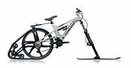 как заработать на зимних велосипедах Ktrak