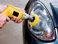 полировка автомобильных фар как идея бизнеса