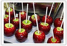 изготовление и продажа карамельных яблок