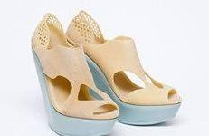 изготовление обуви под заказ при помощи 3d печати