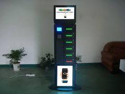 бизнес на подзарядке мобильных телефонов вендинговыми автоматами