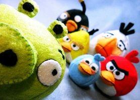 аттракцион нового времени Angry Birds как идея бизнеса