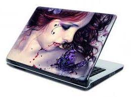 изготовление и продажа полнопанельных наклеек для ноутбуков