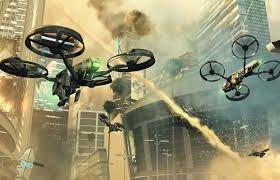 свой бизнес: битва радиоуправляемых дронов