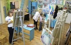 идея бизнеса как  открыть частную студию живописи