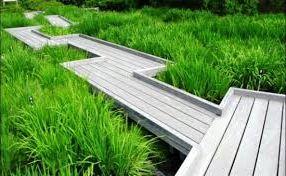 свой бизнес на изготовление и продаже садовых дорожек из дерева, фото 2