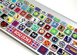 бизнес на моддинге клавиатур при помощи наклеек с дизайном, фото 4