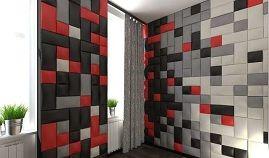 производство и продажа мягких стеновых декоративных панелей, как идея бизнеса