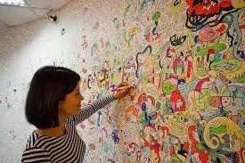 идея бизнеса на обоях-раскрасках для детей и взрослых