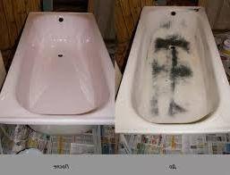 услуга по реставрации ванн, как идея заработка