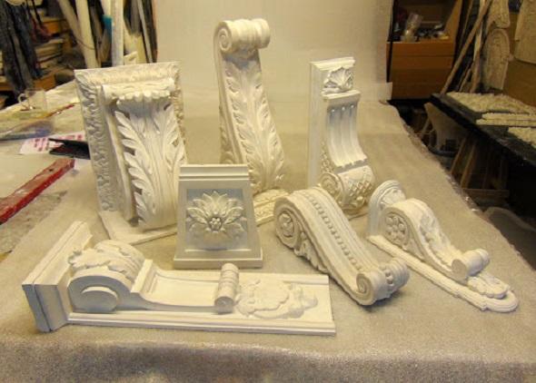 Изготовление и продажа лепнины, как идея заработка, фото 2