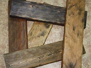 Технология искусственного старения древесины, и как на этом сделать бизнес, фото 2