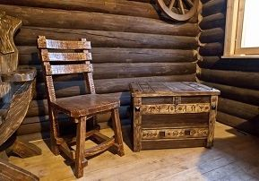 Технология искусственного старения древесины, и как на этом сделать бизнес