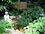 японские садики, проектирование и создание