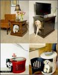 изготовление и продажа мебели для домашних животных