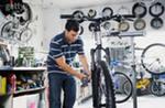 сервис по обслуживанию велосипедов