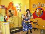 салон для самых маленьких или где можно спокойно подстричь ребенка