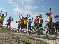 организация велотуров силами самих туристов