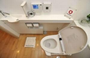 диагностический туалет, в помощь тем кому некогда ходить по больницам