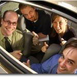 стартап: карпулинг - совместные автомобильные поездки
