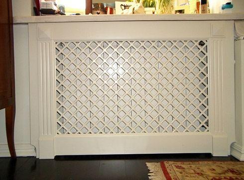 Изготовление на заказ и установка экранов для радиаторов отопления
