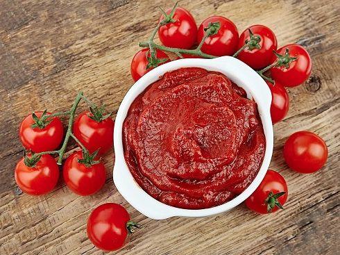 Изготовление томатной пасты