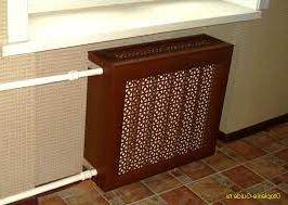 Бизнес идея, изготовление на заказ и установка экранов для радиаторов отопления